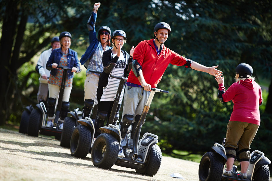 Segway Tour London