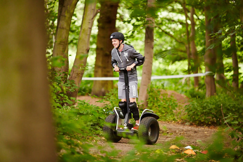 Segway in Kent, Segway in Mote Park - Segway Events