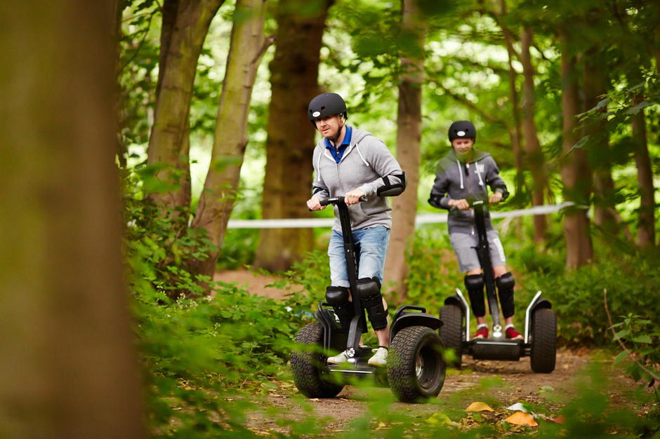 Segway in London Alexandra Palace, Segway in North London - Segway Events