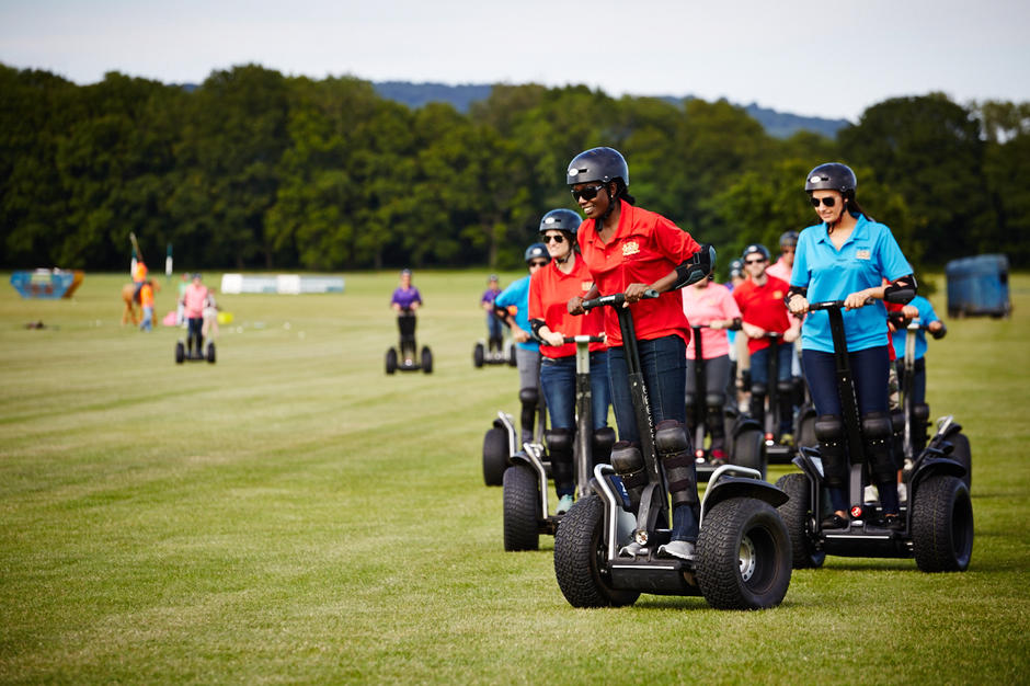 Segway Corporate Events