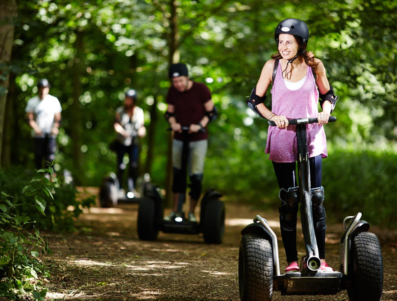 Book Segway Experiences