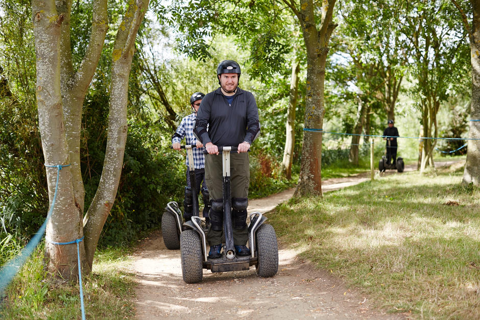 Segway in Windsor, Segway in Berkshire, Segway in Bray - Segway Events
