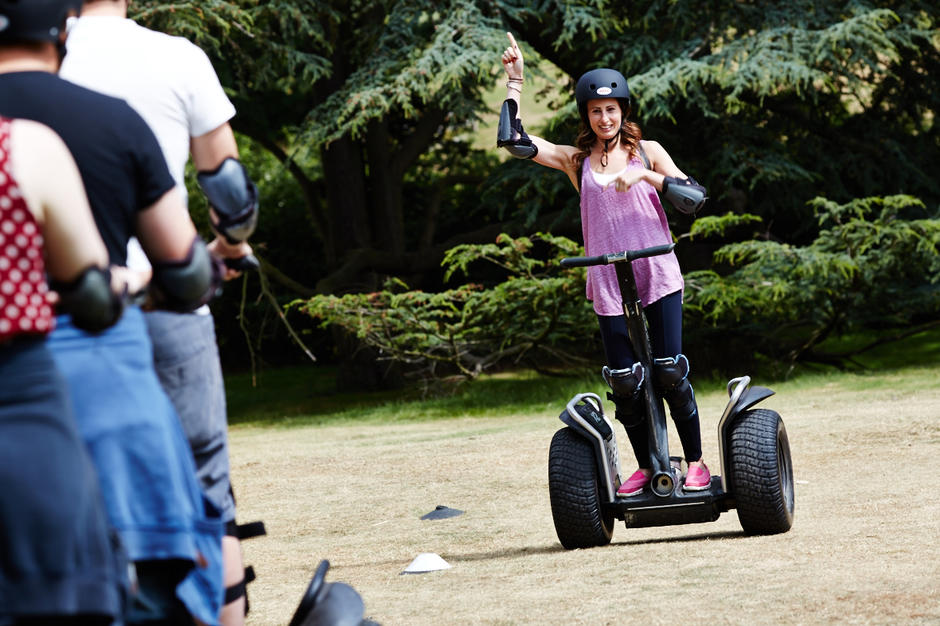 Segway in Nottinghamshire, Segway in Clumber Park - Segway Events