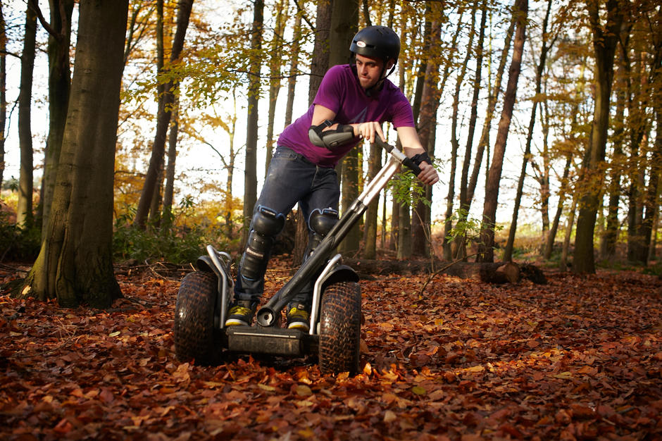 Segway in Manchester, Segway in Tatton Park - Segway Events